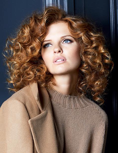 Modele coiffure femme mini vague